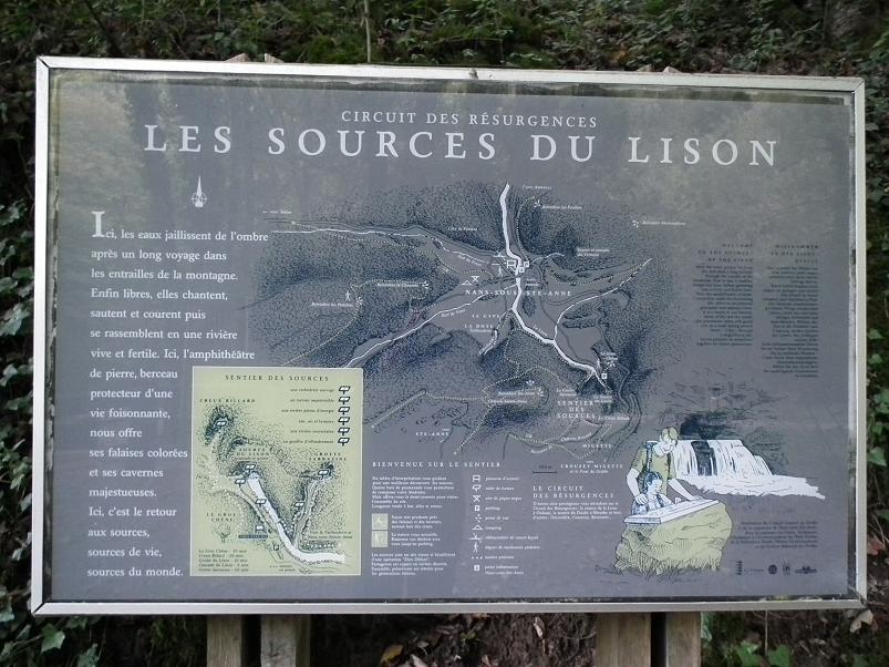 Source du Lison
