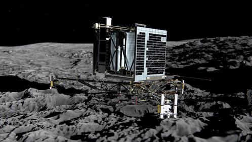 Rosetta et Philae