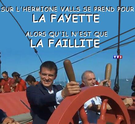 Valls: université d'été
