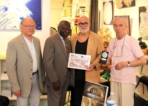 Prix Michel Ange 2013