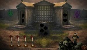 Jouer à 8B Renovating cemetery escape