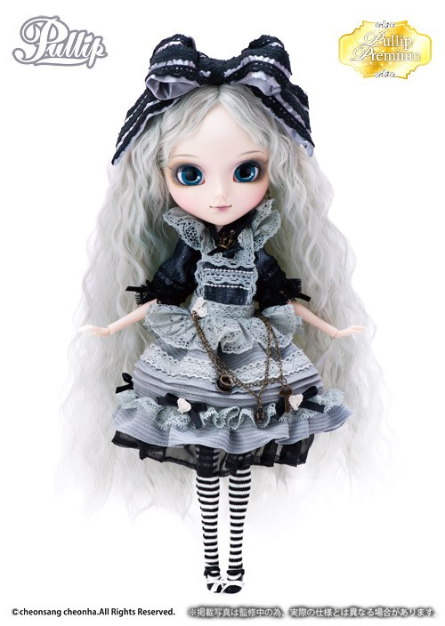 Juin : Pullip Romantic Alice Monochrome