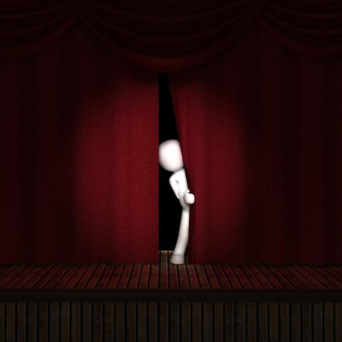 Le théâtre des grands...