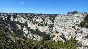 Falaise des Hautes Plaines