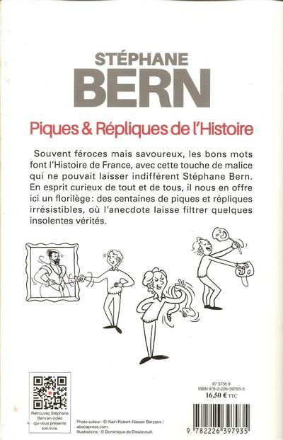 Piques & Répliques de l'Histoire