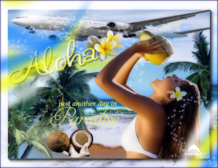 L'été...le soleil la mer les vacances