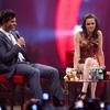 Fan event Suède Kristen Stewart Taylor Lautner