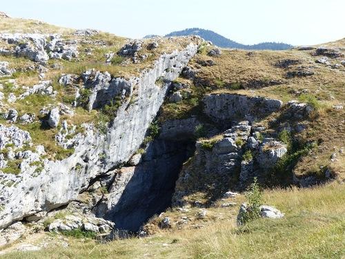 Le Sentier du Karst (Vercors Dromois)