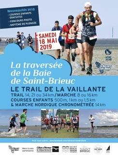 La Traversée de la Baie - Saint Brieuc - Samedi 18 mai 2019
