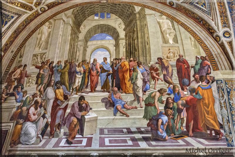 """Rome Le Vatican """"La Basilique saint Pière"""""""