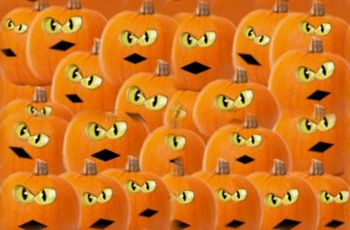 Textures Halloween sans démarcation