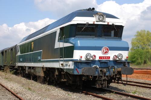 CC 72084 préservée patrimoine SNCF!