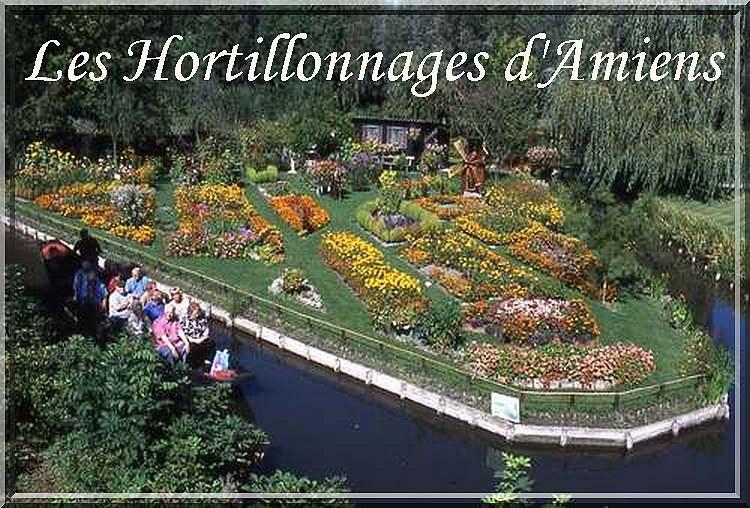 L'hortillonnage d'Amiens