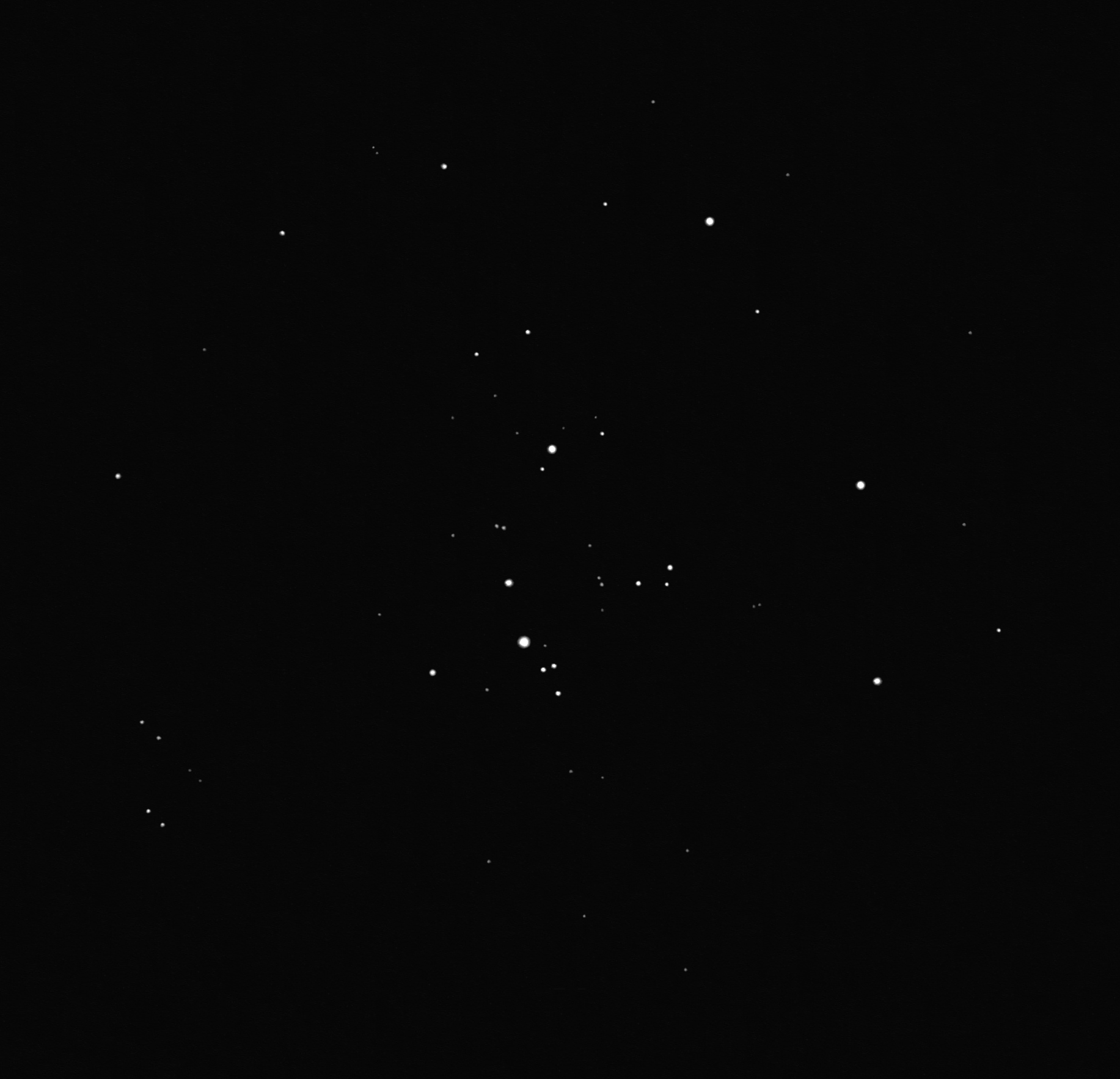 ngc 2547 open cluster