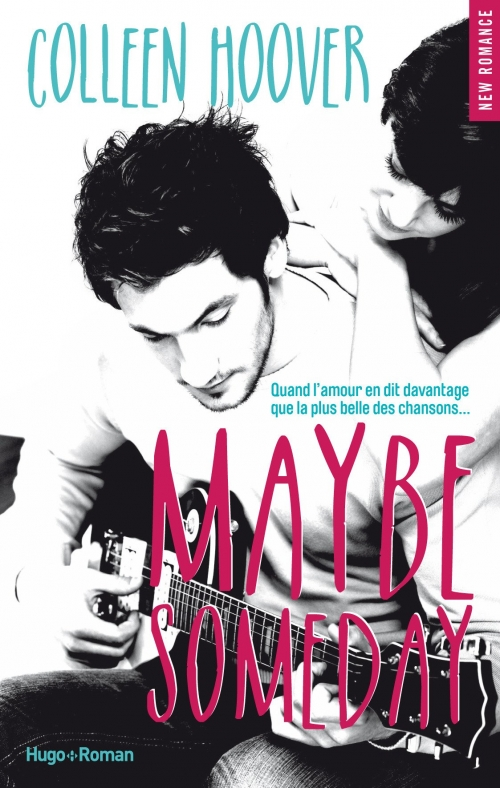 """Maybe Someday"" de Colleen Hoover"