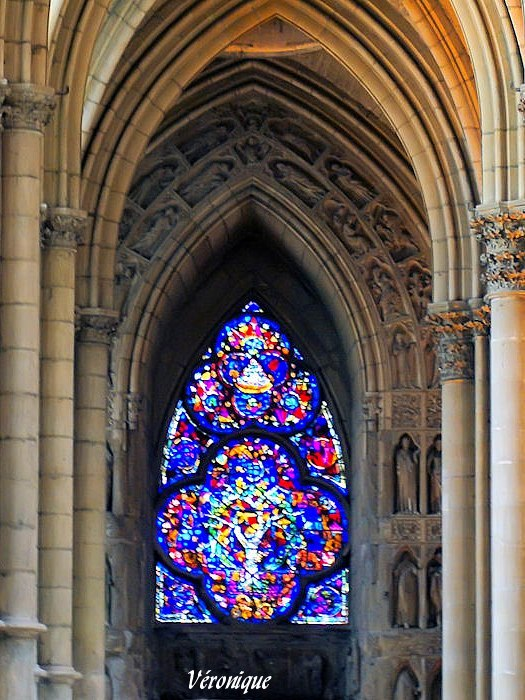 Champagne-Ardenne Marne Reims cathedrale 26