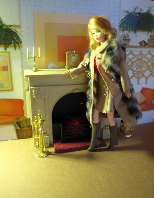 Barbie vintage : Suede 'n Fur