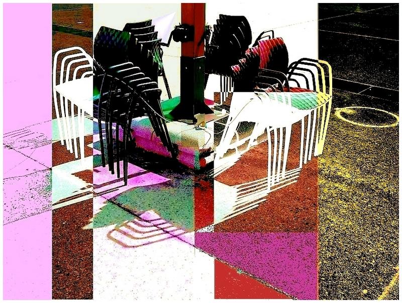 Trafic de couleurs / Le pigeon de Metz...