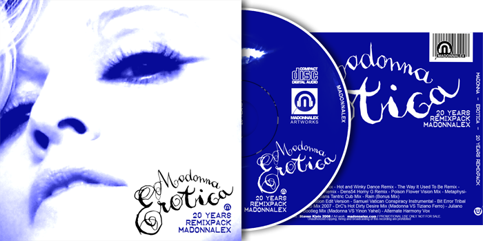 Erotica - 20 Years Remixpack - Remixes