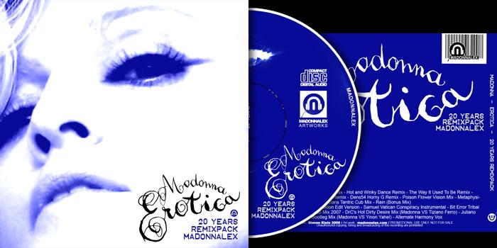 Erotica - 20 Years Remixpack - Remixes