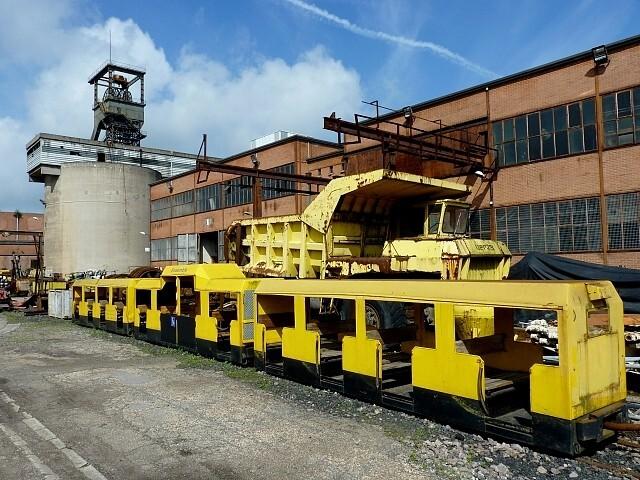 Le musée Les Mineurs Wendel 12 Marc de Metz 01 10 2012