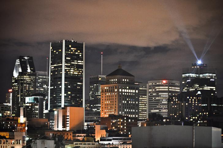 Bienvenue a Montreal
