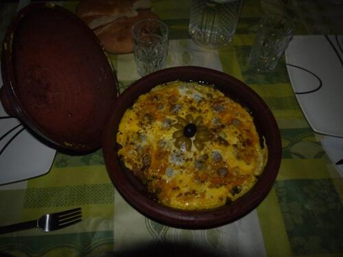 Keftas aux œufs
