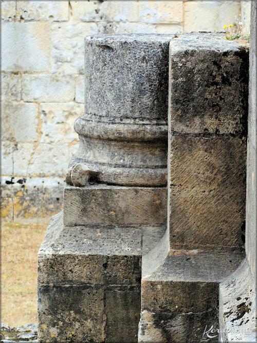 Photos Abside principale (Abbaye de la Sauve Majeure)