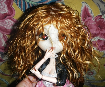 new wig doll 295