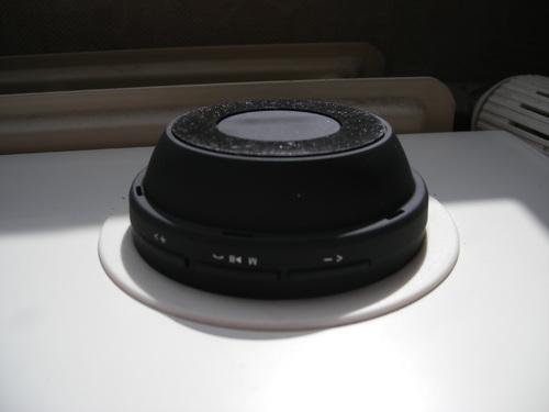 Tsumbay . Enceinte Bluetooth lumineuse.