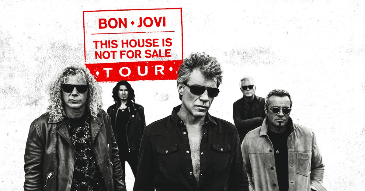 BON JOVI : Nouveau titre Labor Of Love