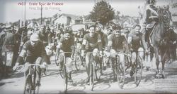 Les origines du Tour de France