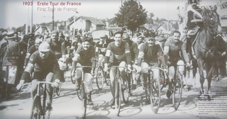 Les origines du Tour de France