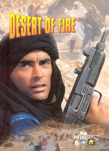 Desert of fire