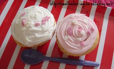 Cupcakes Yves Rocher