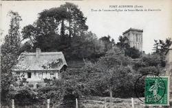 LES REMPARTS DE SAINT-MARDS-DE-BLACARVILLE (Eure)