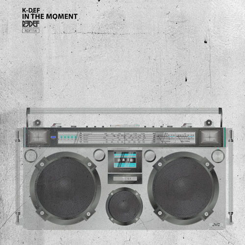 K-DEF - In the Moment (2017) [Beat Tape, Instrumental Hip Hop]