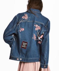 LES BASIQUES / La veste en jean
