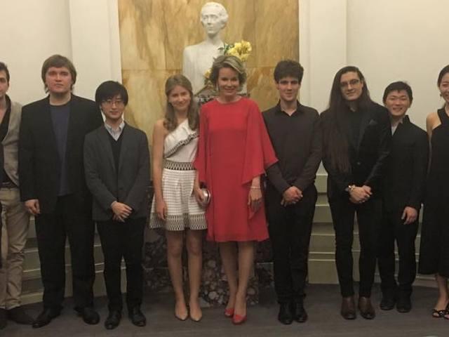 Concours Reine Elisabeth violoncelle 2017