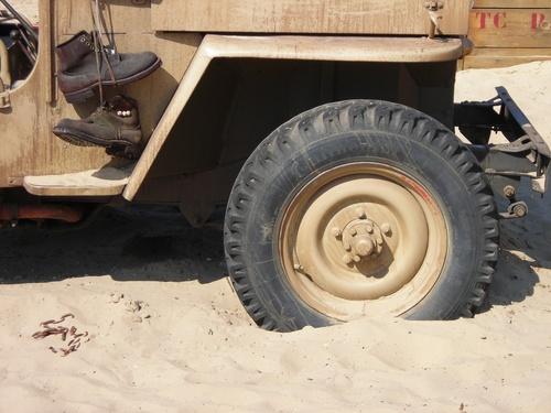 Le marchand d'sable . . .