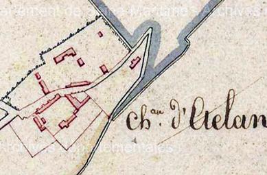 LES REMPARTS D'ETELAN (Seine-Maritime)
