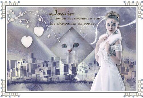 Annie Jewel Janvier