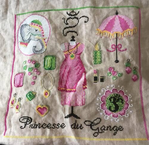 la princesse du gange