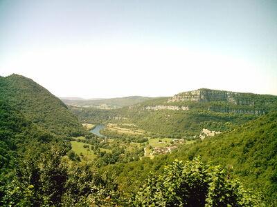 L'Ain - Bolozon -