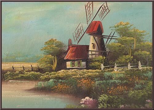 Fichiers du message : peinture huile petit format .