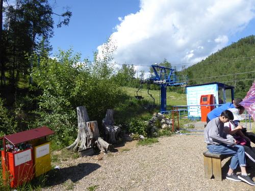 Voyage Transsibérien 2017, le 17/07, 10 ème jour, Lac Baïkal, Listvianka (2)