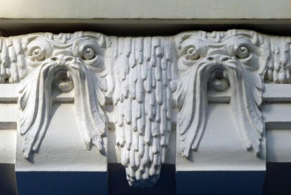 Vichy - Jolis immeubles détail