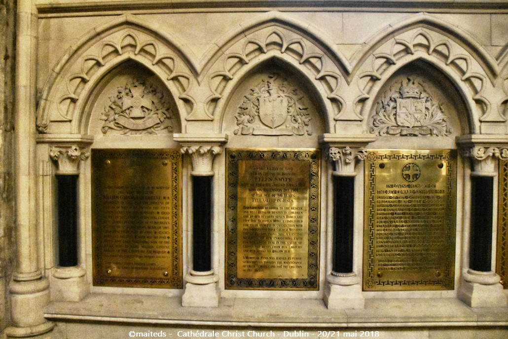Cathédrale Christ Church - Dublin - Irlande (6)
