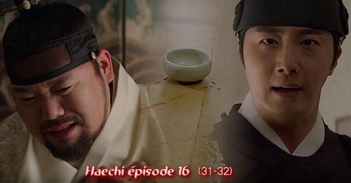 Haechi épisode 16 (31-32) vostfr