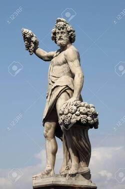Dionysos, dieu du vin
